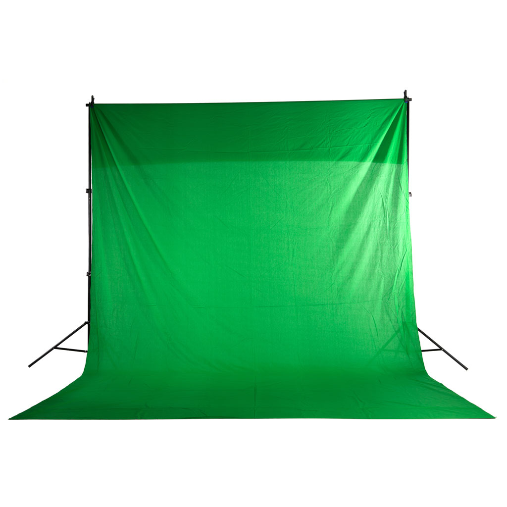 Greenscreen doek